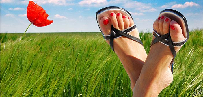 Lugter dine sko i sommervarmen?