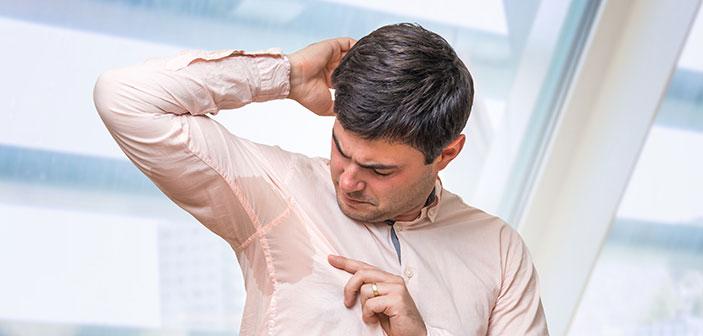 Svedproblemer forringer livskvaliteten