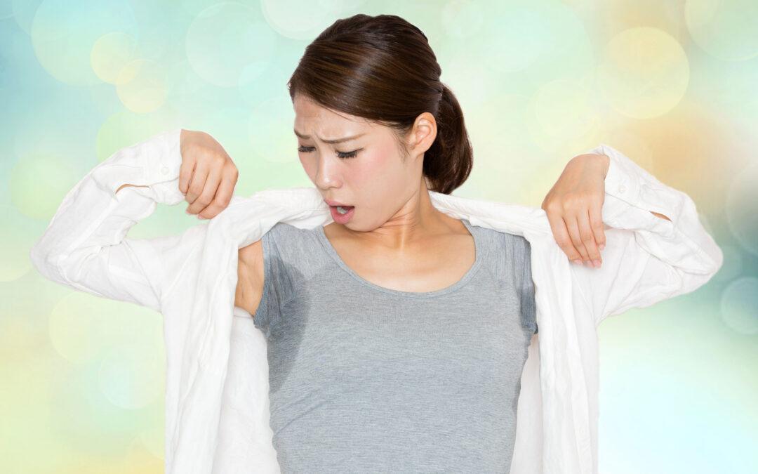 Disse deodoranter skal du bruge, hvis du sveder meget